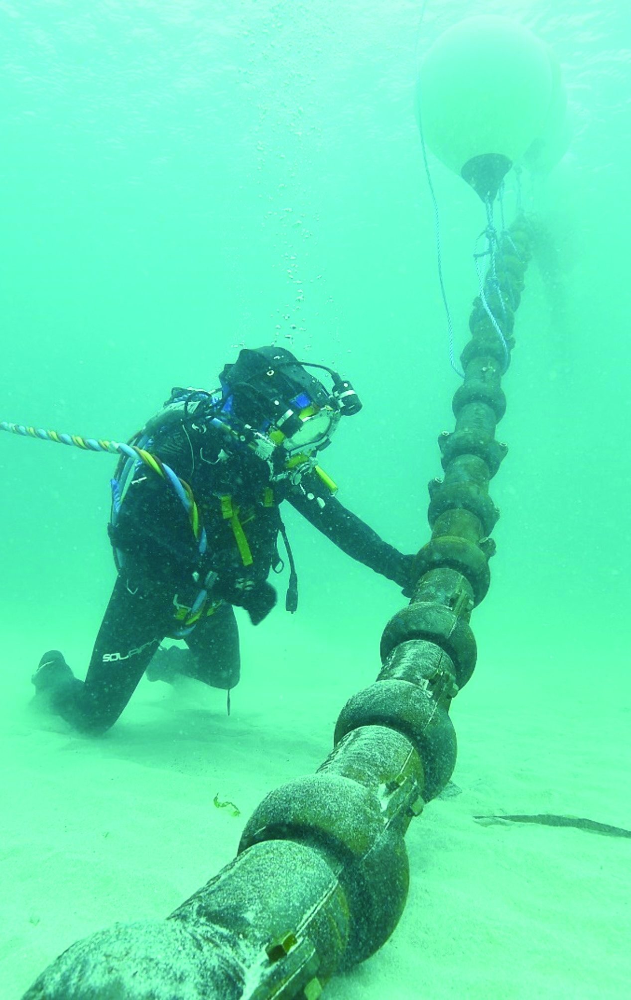 The Latest Advancements In Submarine Cables Protection
